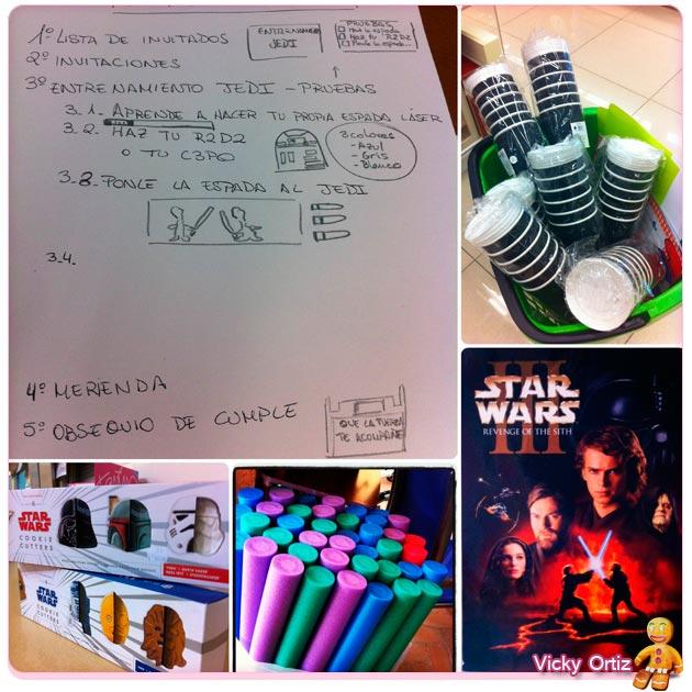 Como Organizar Una Fiesta Infantil De Star Wars Sucre Art