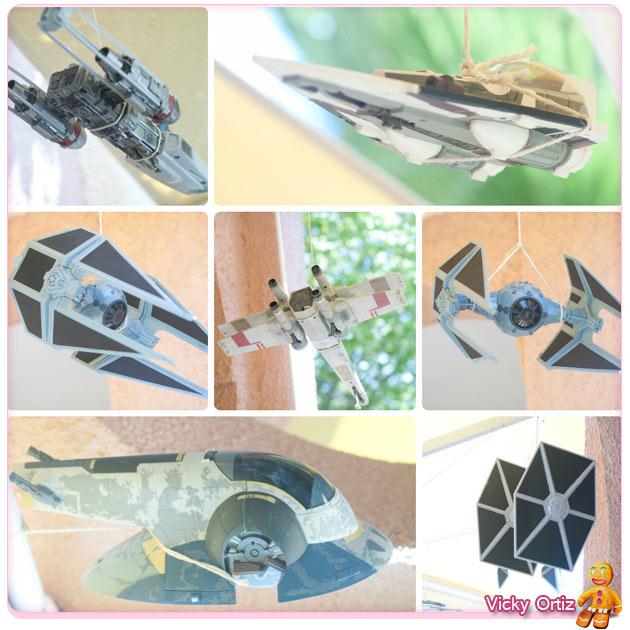 Cómo organizar una fiesta infantil de Star Wars. | Sucre Art